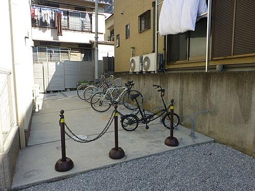マンション(建物全部)-新宿区若葉1丁目 駐輪場