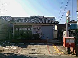 岡崎六名郵便局まで905m