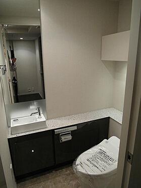 マンション(建物一部)-港区西麻布4丁目 トイレ