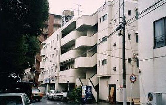 マンション(建物全部)-横浜市神奈川区反町1丁目 外観
