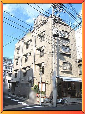 マンション(建物全部)-中野区弥生町2丁目 外観