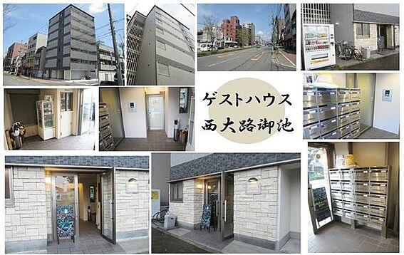 マンション(建物全部)-京都市中京区西ノ京南上合町 その他