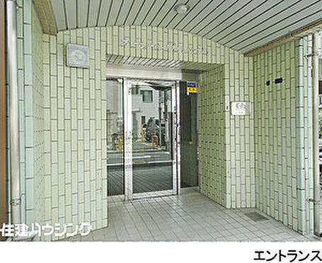 マンション(建物全部)-大田区西蒲田8丁目 玄関