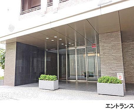 マンション(建物一部)-新宿区北新宿3丁目 玄関