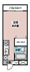 北原駅 1.9万円