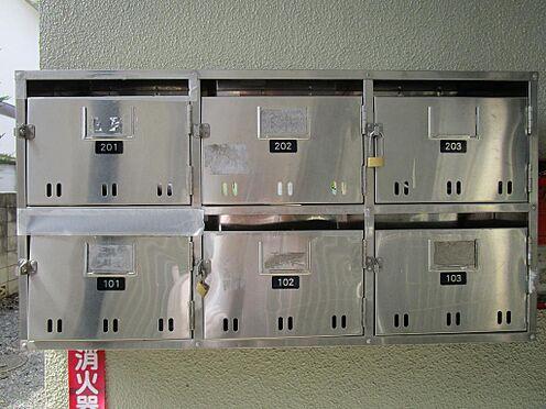 アパート-町田市鶴川5丁目 ダイヤル式ポストの交換も弊社で承ります
