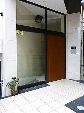 ビル(建物全部)-福岡市中央区高砂2丁目 防犯面も安心のオートロック付き