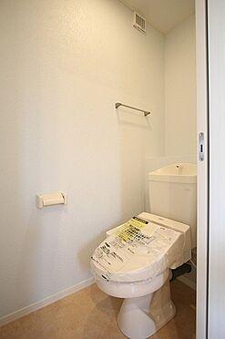アパート-黒川郡大和町吉岡字西柿木 トイレ