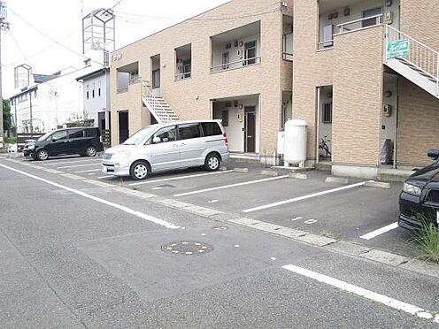 アパート-静岡市駿河区広野6丁目 駐車場
