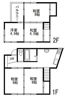 アパート-板橋区赤塚新町1丁目 間取り