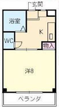 マンション(建物全部)-大垣市長井町 間取り