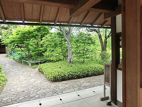 アパート-豊島区西池袋2丁目 周辺環境:目白庭園