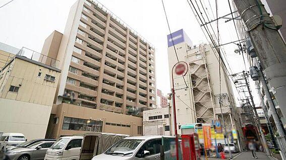 マンション(建物一部)-仙台市青葉区一番町2丁目 前面道路を含む現地写真