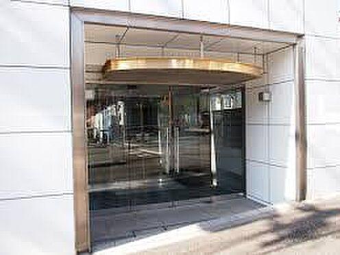 マンション(建物一部)-文京区後楽2丁目 清掃の行き届いた綺麗な共用部。