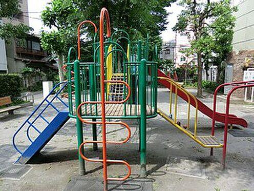 マンション(建物一部)-文京区白山2丁目 周辺環境:八千代町児童遊園