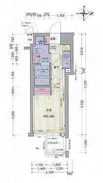 マンション(建物一部)-京都市下京区五条通堺町西入塩竈町 間取り