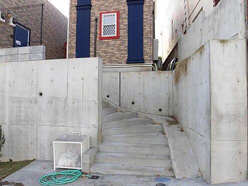 アパート-目黒区緑が丘1丁目 エントランス