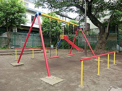 マンション(建物全部)-大田区東雪谷4丁目 周辺環境:開光坂児童公園