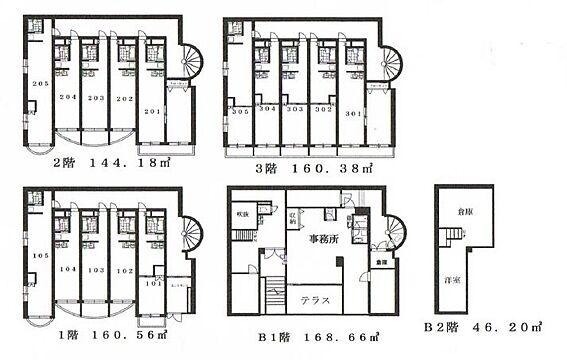 マンション(建物全部)-板橋区若木1丁目 その他
