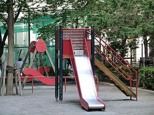 マンション(建物全部)-港区東麻布1丁目 周辺環境:新広尾公園