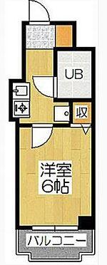 マンション(建物一部)-京都市伏見区深草西浦町2丁目 間取り