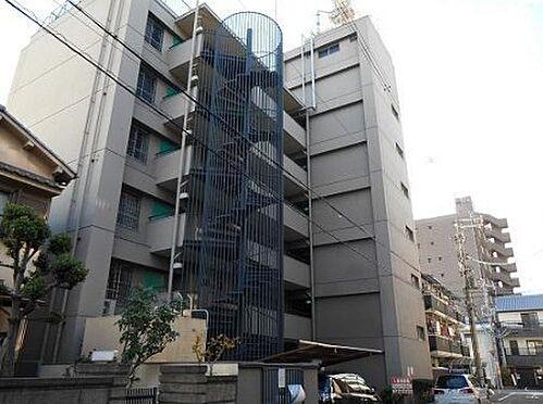 マンション(建物全部)-大阪市東住吉区中野2丁目 外観