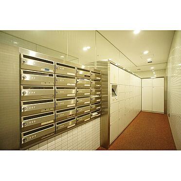 マンション(建物一部)-横浜市神奈川区栄町 もちろん宅配BOX有