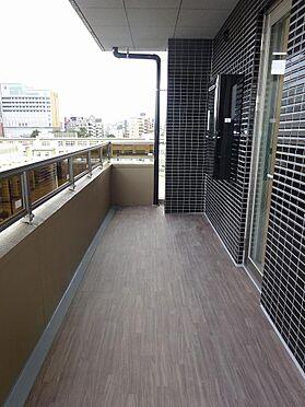 マンション(建物全部)-福岡市中央区今川1丁目 バルコニーも分譲仕様