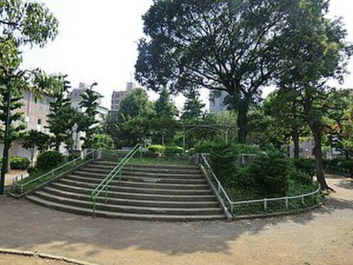 マンション(建物全部)-文京区本駒込4丁目 周辺環境:富士前公園