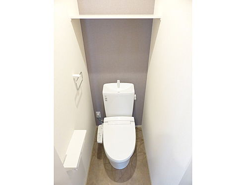 アパート-金沢市示野町南 トイレ