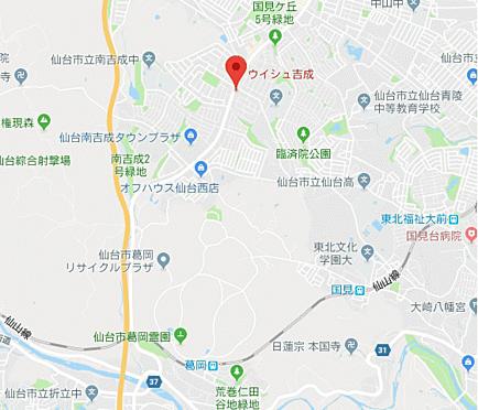 マンション(建物全部)-仙台市青葉区吉成1丁目 その他