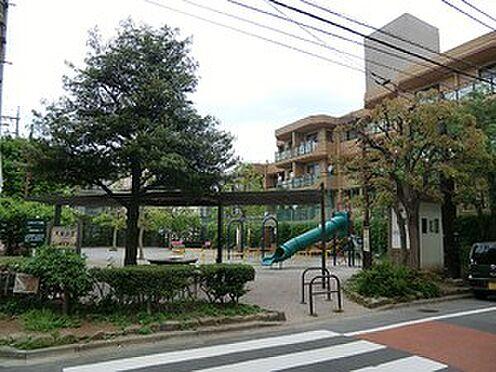 マンション(建物全部)-大田区東雪谷4丁目 周辺環境:西の橋児童公園