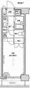 マンション(建物一部)-仙台市青葉区柏木1丁目 間取り