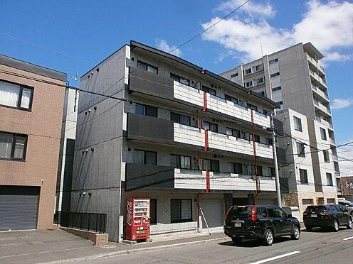 マンション(建物全部)-札幌市白石区南郷通5丁目南 外観
