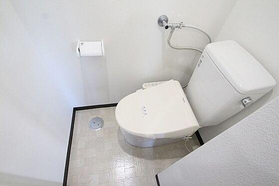 マンション(建物全部)-ひたちなか市東石川1丁目 トイレ