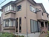 平成9年3月建築の賃貸併用住宅 外壁タイル仕様 建坪:約59.45坪