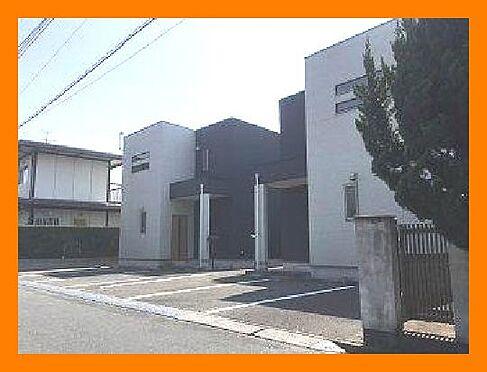 アパート-岡山市東区西大寺中野 外観