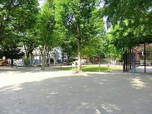 アパート-新宿区上落合3丁目 周辺環境:落合公園