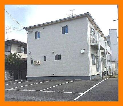 アパート-岡山市中区海吉 外観