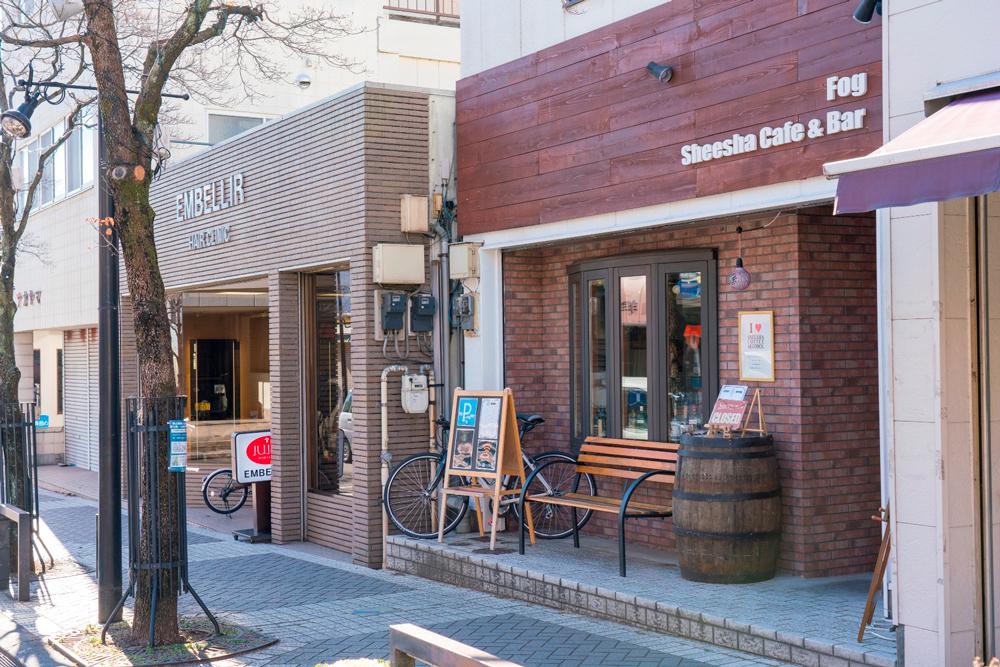 朝日通り商店街 約183m(徒歩3分)