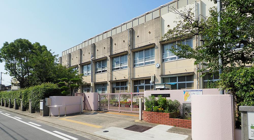 市立浜寺昭和小学校 約340m(徒歩5分)