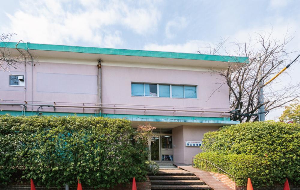 大阪青山大学附属青山幼稚園 約630m(徒歩8分)