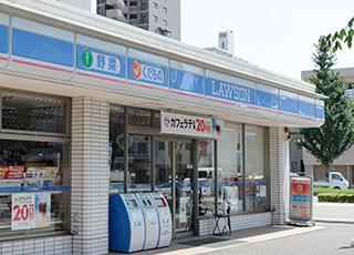 ローソン久留米中央町店 約130m(徒歩2分)