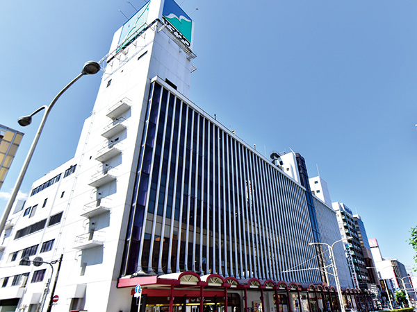 山交ビルバスターミナル 約1,000m(徒歩13分)