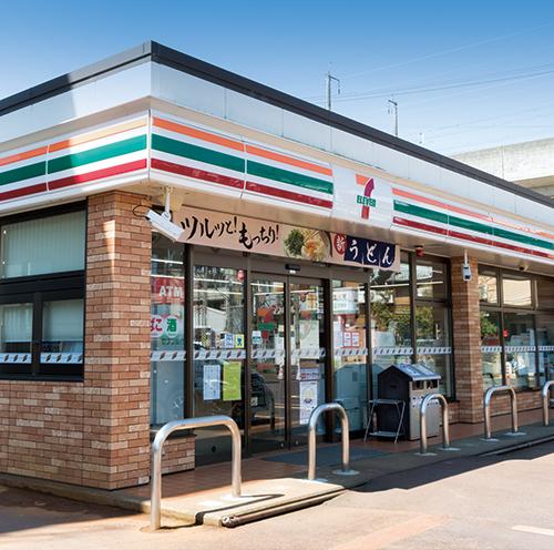 セブンイレブン長岡福住店 約200m(徒歩3分)