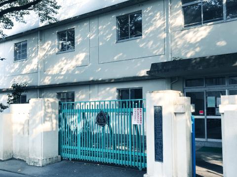 静岡市立伝馬町小学校 約320m(徒歩4分)