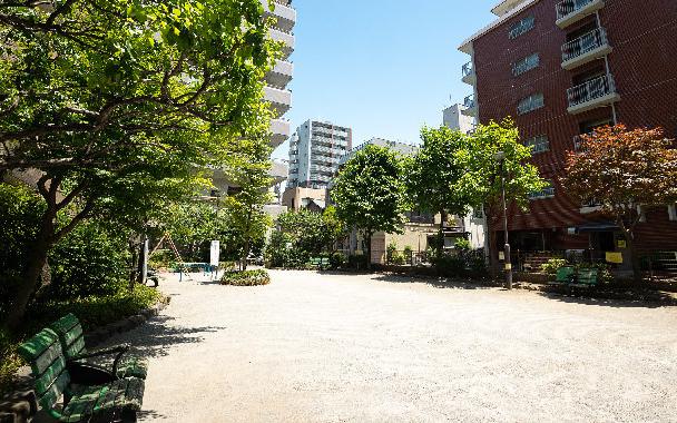 松が谷梅園公園 約220m(徒歩3分)