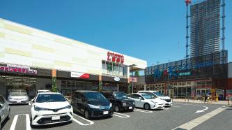 アルク東千田店(アーバス東千田) 約390m(徒歩5分)