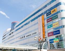 浜松駅ビルメイワン 約780m(徒歩10分)