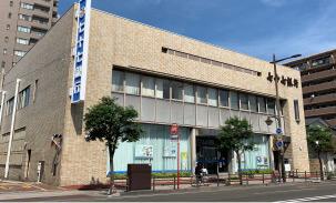 七十七銀行長町支店(2019年9月撮影) 約1,080m(徒歩14分)